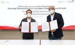 Sinergi PT Telkom dan Pupuk Indonesia