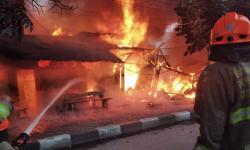 Dinsos Banjarmasin Siapkan Rp 400 Juta bagi Korban Kebakaran