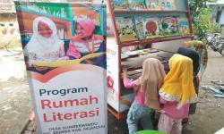 Tingkatkan Minat Baca dengan Rumah Literasi Keliling