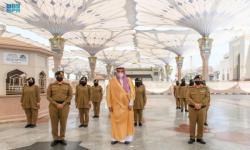 Arab Saudi Perbarui Protokol Kesehatan di Masjid