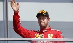 Vettel Masuk Radar Mercedes untuk 2021