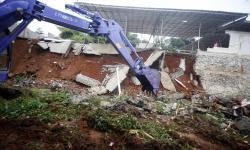Banjir dan Longsor Landa Kabupaten Bogor Dalam Sehari