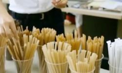 Sedotan dari Serat Tumbuhan Bisa Kurangi Limbah Plastik