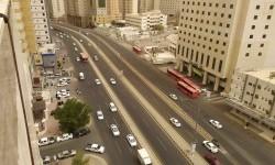 455 Stasiun Bus Beroperasi di Makkah