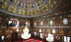 Keindahan 'Masjid Lukis' Yang Tak Lekang Waktu