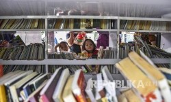 Jumlah Buku di Perpustakaan Kabupaten Bandung Belum Ideal