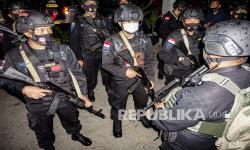 BKO Brimob Mulai Diterjunkan untuk Pengamanan PON Papua
