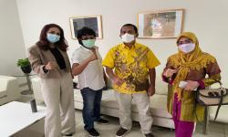 Sejumlah Anggota DPR Terima Suntikan Vaksin Nusantara