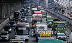 Hingga Kemarin, 336 Ribu Kendaraan Tinggalkan Jakarta