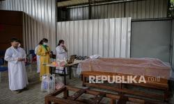 Kisah Wanita Muslim Kerala Bekerja di Krematorium