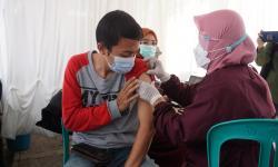 Vaksinasi Nakes di Garut Ditarget Selesai Pertengahan Maret