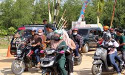 Kasus Covid-19 di Riau Turun Akibat Jumlah Orang Dites Turun