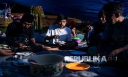 PMI Kirim Bantuan Sandang untuk Korban Gempa Sulbar