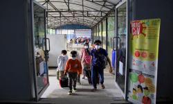 Imigrasi: Tidak Ada Eksodus Warga India Melalui Riau