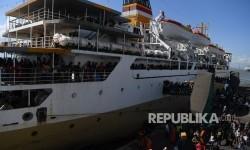 Kapal Pelni Berhenti Beroperasi di Tarakan