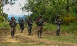 150 Personil Brimob Jambi Gabung Satgas Madago Raya
