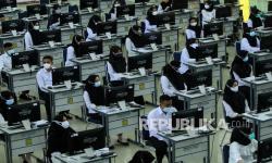 MenPAN Upayakan Tes Ulang SKD tak Pengaruhi Jadwal