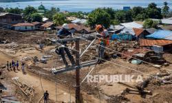 Korban Banjir NTT Akibat Siklon Tropis Jadi 174 Orang