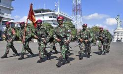 Prajurit Marinir Berangkat Tugas ke Ambalat, Ini Misinya