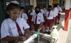 Satgas: Kasus Covid-19 Anak Usia Sekolah Capai 11.369