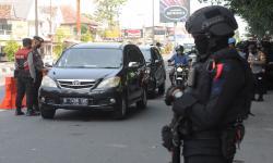 3.227 Kendaraan Diminta Putar Balik di Perbatasan DIY
