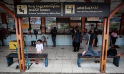 Terminal Kalideres Siapkan 6 Bus Pemudik Positif Covid-19
