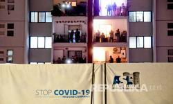 Jumlah Kematian Akibat Virus Corona di Italia Menurun