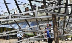 Sembilan Rumah Warga di Pidie Rusak Diterjang Angin Kencang