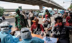Langgar Prokes, 88 Pelanggar Didenda di Kota Bekasi