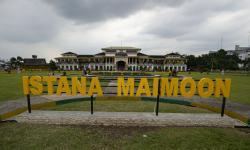 Kuda Sewa di Istana Maimun Didatangkan dari Aceh