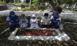 Peringati Jasa Pahlawan, PABU Gelar Tabur Bunga