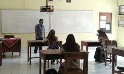 Sekolah di Banjar Mulai Terapkan KBM Tatap Muka