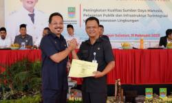 Pilkades Serentak di Kabupaten Bekasi pada 13 Desember 2020