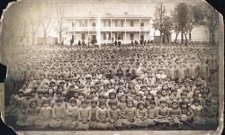 Sejarah Kelam Sekolah Asrama Bagi Penduduk Asli AS Diungkap