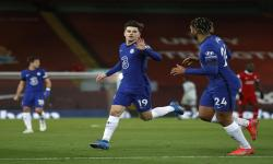 Dibekap Chelsea, Liverpool Makin Terpuruk di Anfield