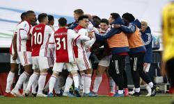 Ajax Juarai Piala KNVB