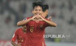 Witan Sulaiman: Dua Gol untuk Indonesia dan Palu