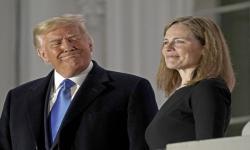 Senat AS Kukuhkan Barret Sebagai Hakim Mahkamah Agung