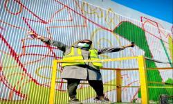 Pameran Seni Mempertemukan Seniman Arab Saudi Saat Pandemi
