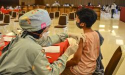Medan Hanya Punya Stok Vaksin 9.000 Dosis