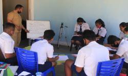 Pemerintah Imbau Protokol Kesehatan Diperketat Saat Sekolah
