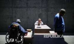Kalifornia akan Bebaskan 8.000 Tahanan untuk Tekan Covid-19