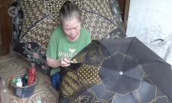 Payung Batik Klaten Tembus Pasar Mancanegara