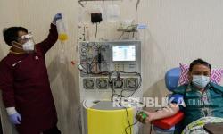 Rata-rata Pendonor Plasma di Kota Bekasi 5 Orang Perhari