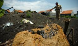 In Picture: Dampak Limbah Peleburan Logam di Desa Pesarean Tegal