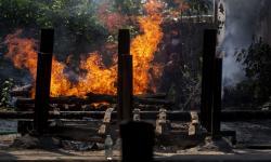 Ilmuwan Inggris Akui Varian Baru Covid India Mengkhawatirkan
