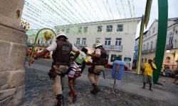El Salvador Tindak Tegas Pelanggar Karantina
