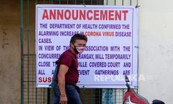 WHO Berharap Filipina Segera Tingkatkan Uji Virus Corona