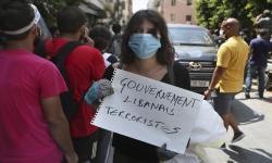 Ledakan Beirut Dorong Warga Lebanon ke Puncak Amarah