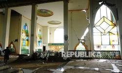 263 Masjid Rusak Akibat Gempa Mamuju dan Majene